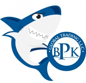 B.P.K Global Trading LLC Logo